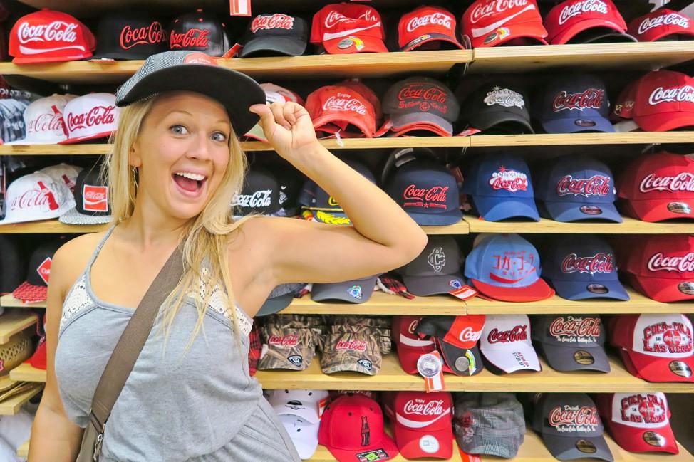 Coca Cola Store Las Vegas