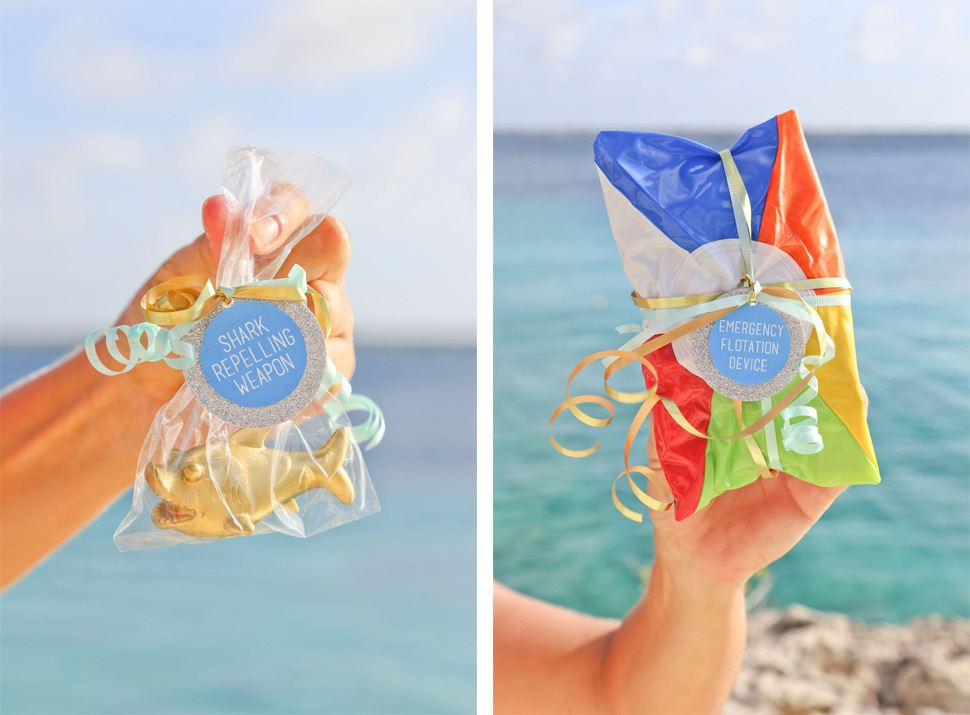 Shark Jaws Party Favors
