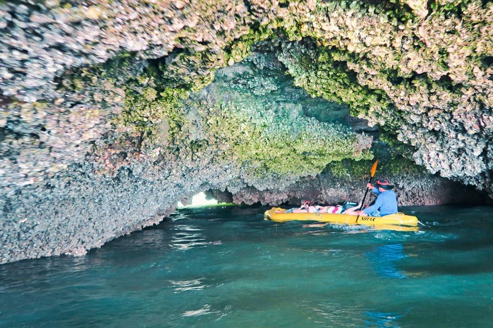 Phang Nga Bay Sea Cave Tour
