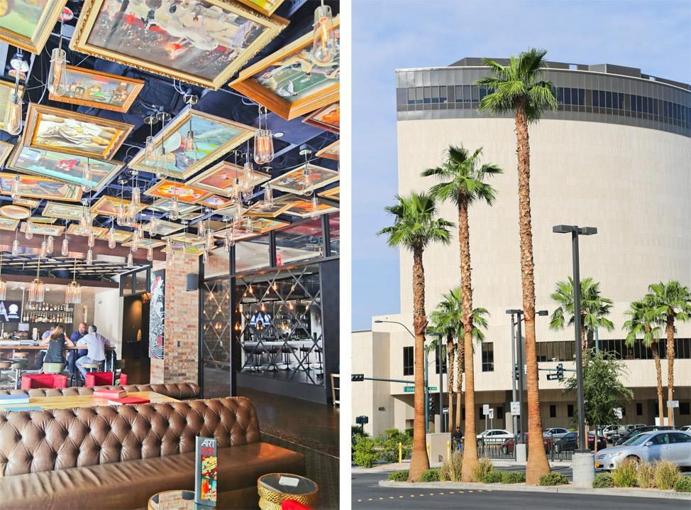 Art Bar Las Vegas
