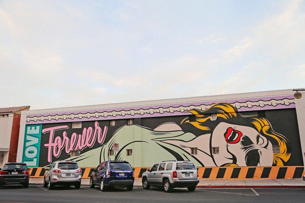 Downtown Vegas Street Art