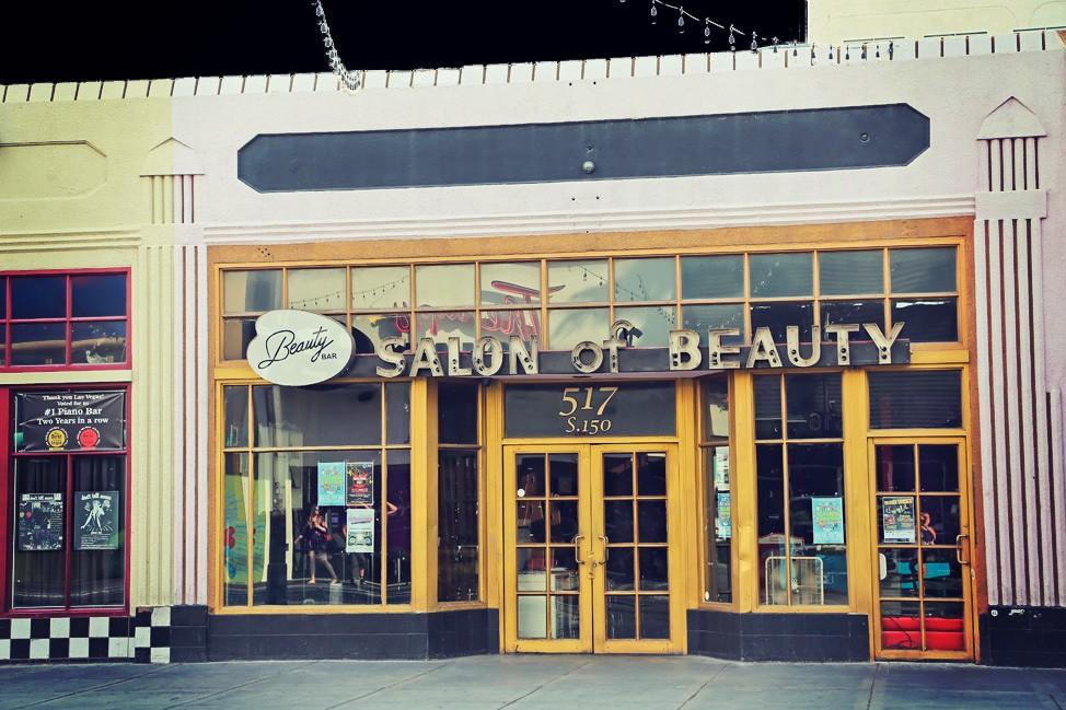 Beauty Bar Bar Las Vegas
