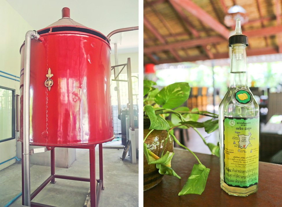 Magic Alambic Rum Distillery