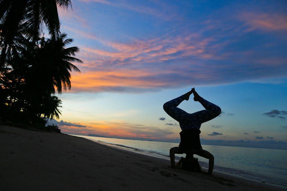 Koh Samui Sunsets Bang Por Beach