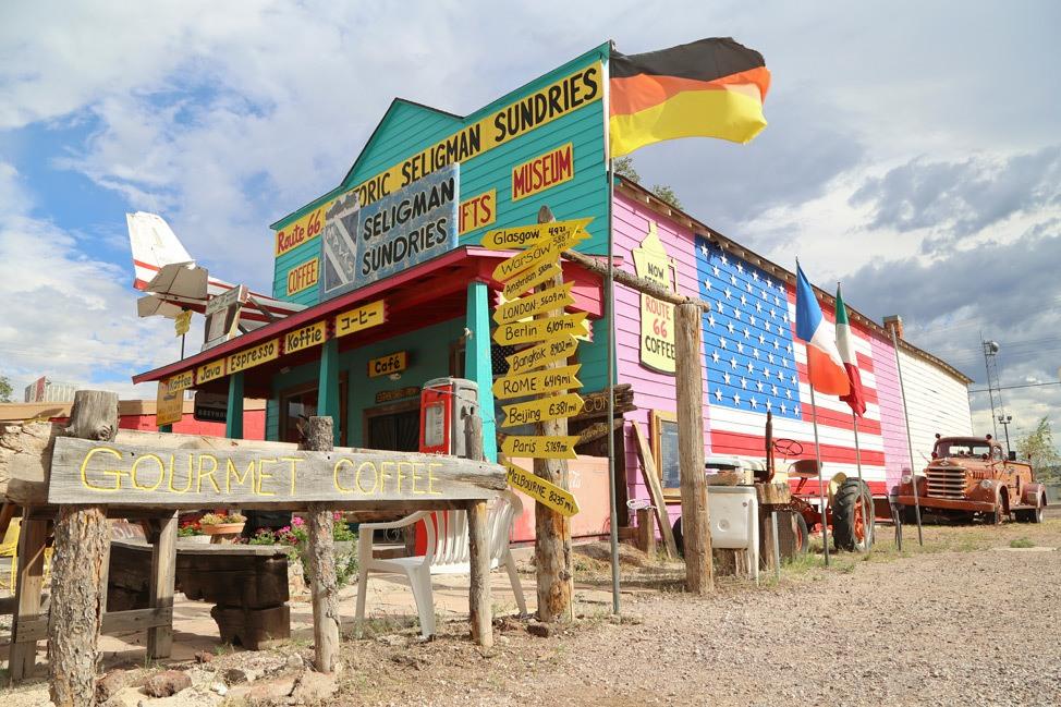 Seligman, Arizona Historic Route 66