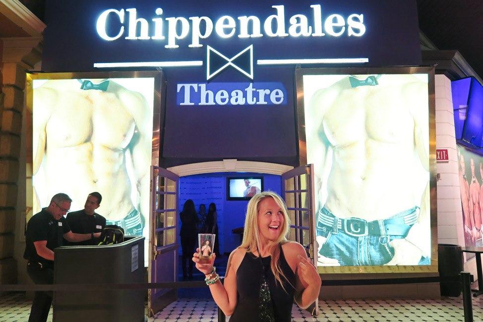Chippendales Las Vegas
