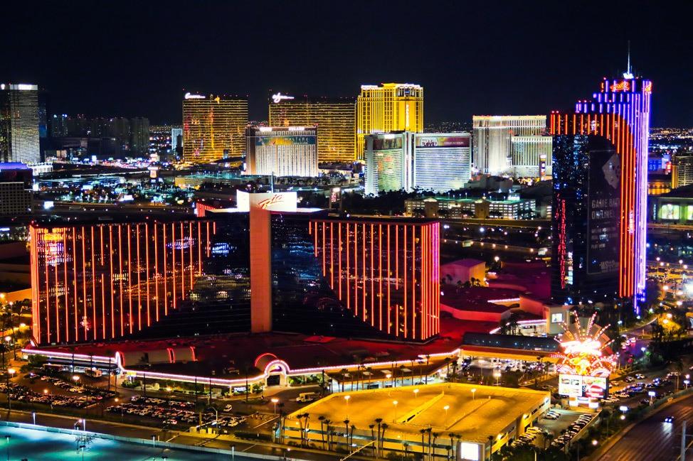 The Palms Las Vegas View