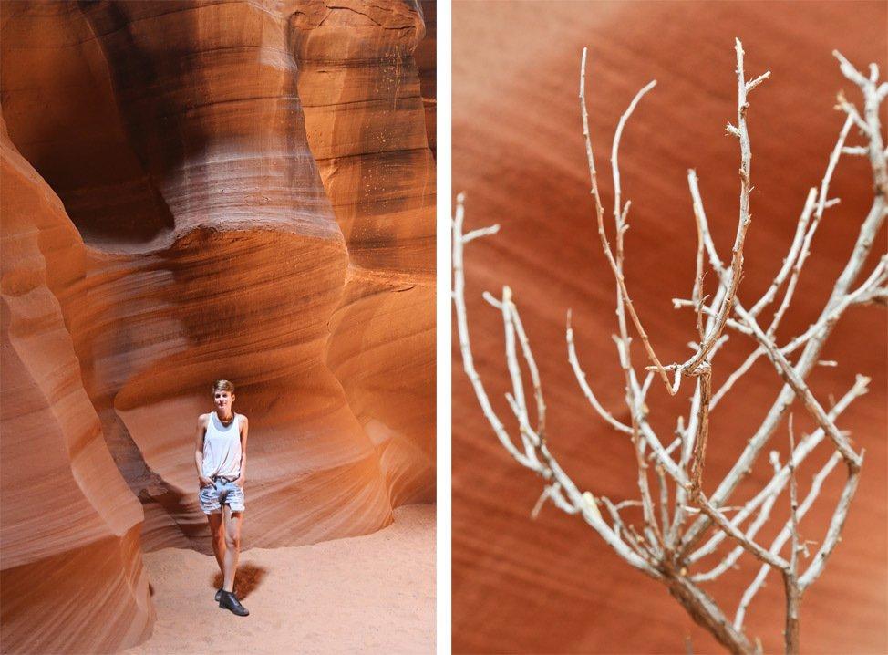 Antelope Canyon Travel Blog