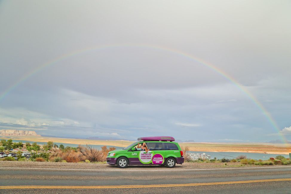 JUCY Arizona Road Trip