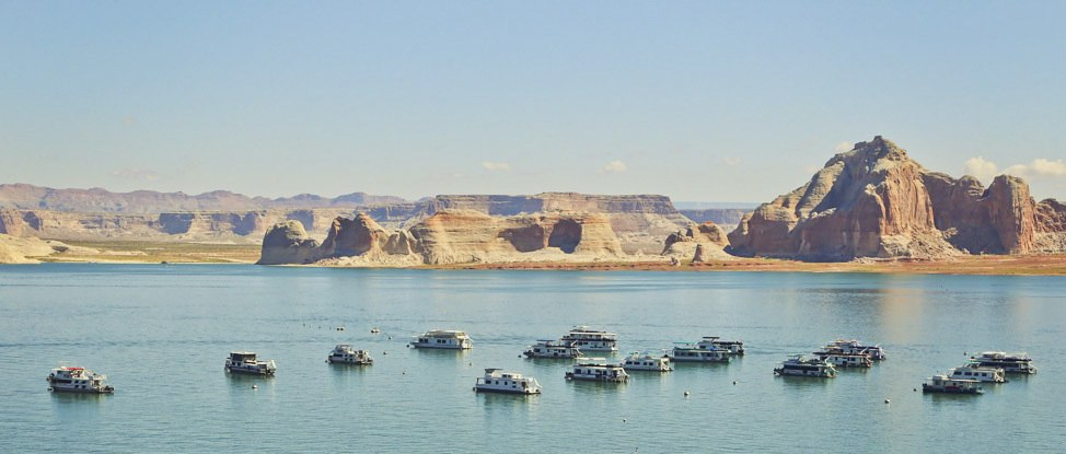 A Really JUCY Road Trip! Part IV: Lake Powell and Horseshoe Bend thumbnail