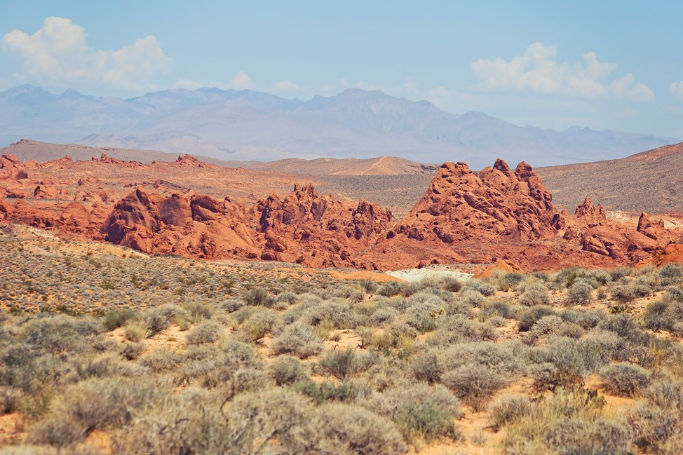 Valley of Fire State Park Travel Blog
