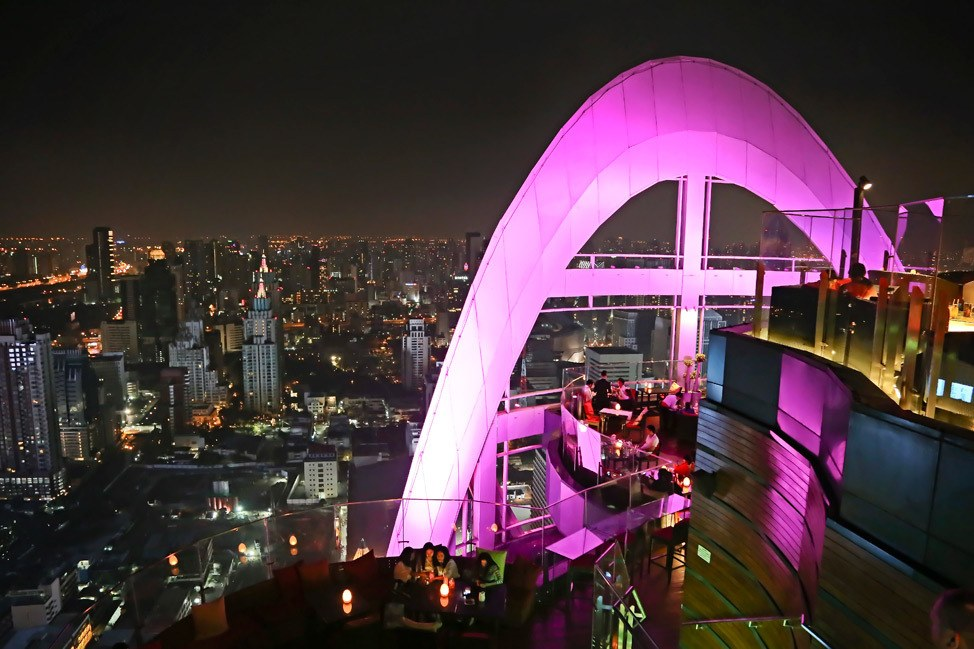 Red Sky Bar Bangkok