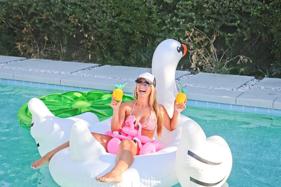 Poolside Palm Springs