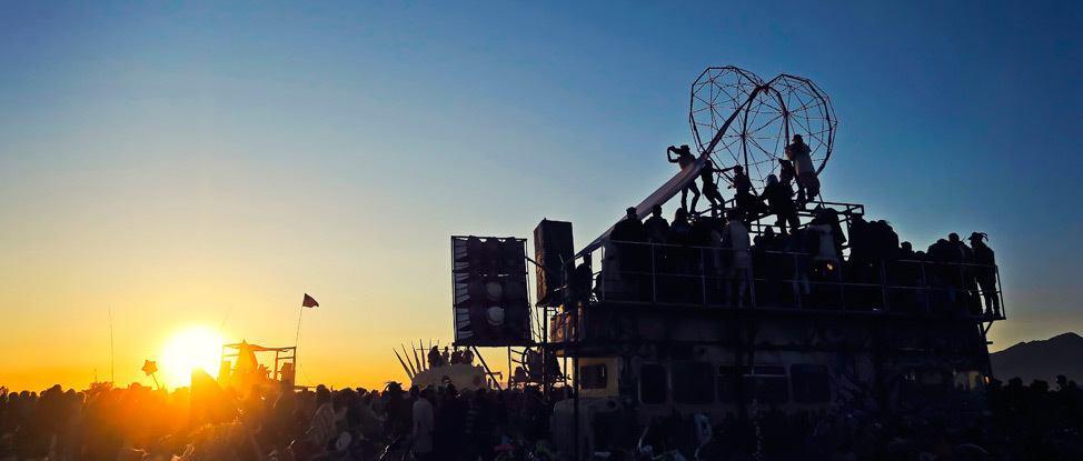 The Burning Man Blues thumbnail