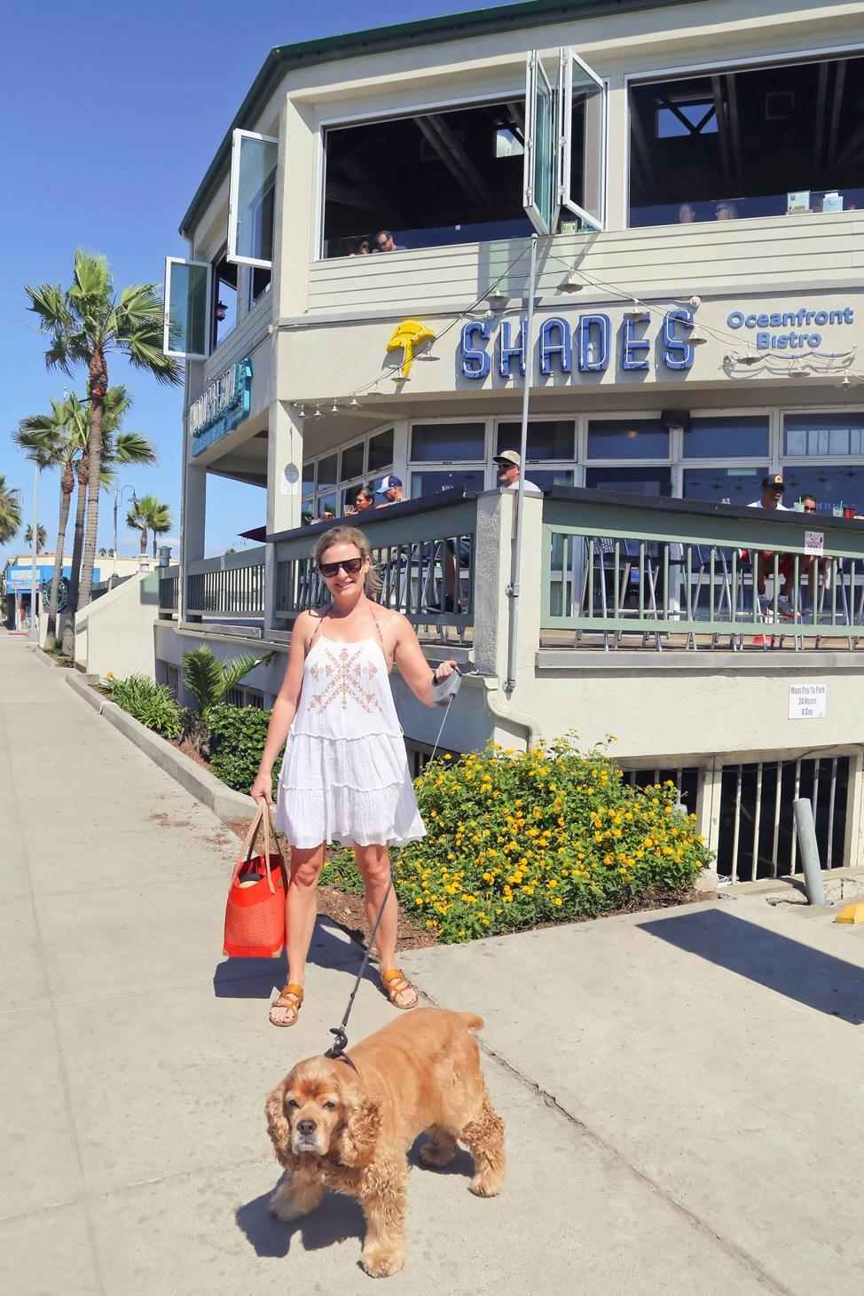 San Diego With A Dog