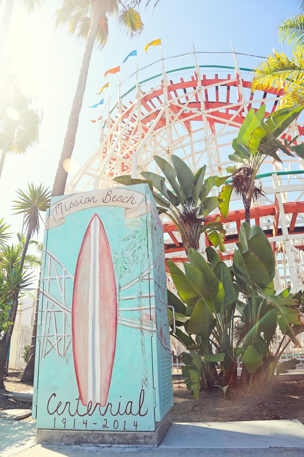 Mission Beach San Diego