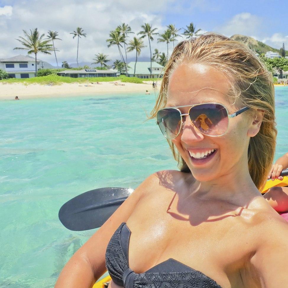 Kayaking in Oahu