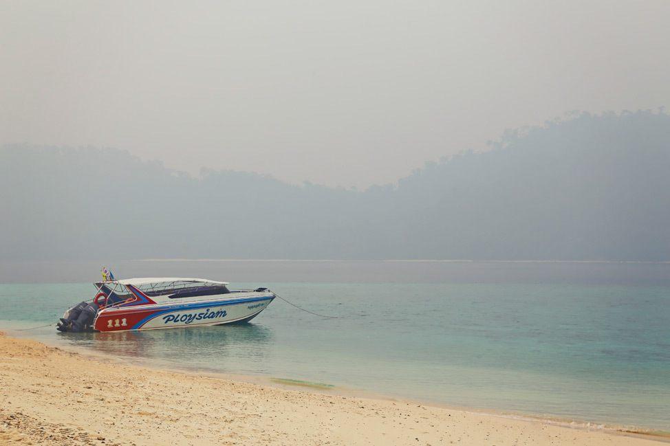 Island Hopping Satun Thailand