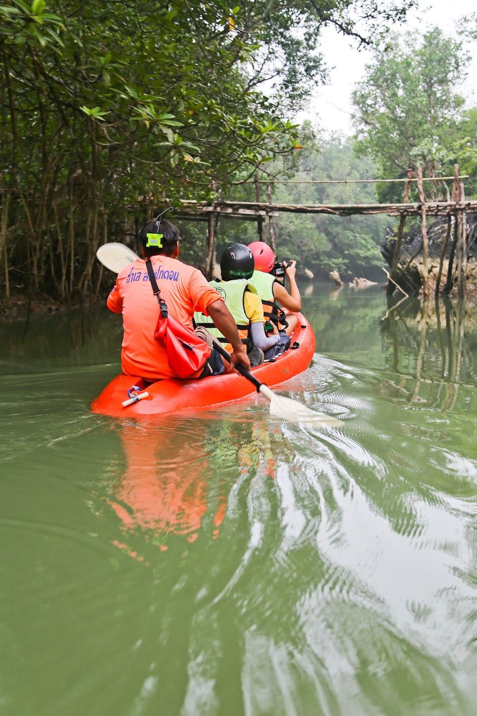 Stegodon Sea Cave, Satun, Thailand