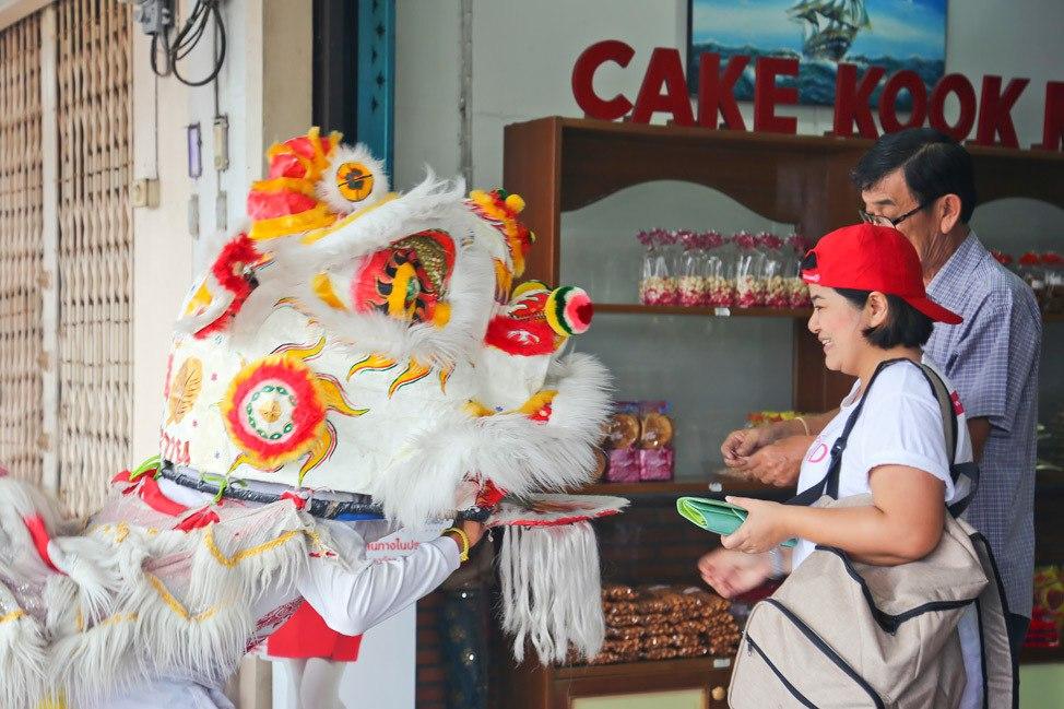 Chinese New Year, Trang, Thailand