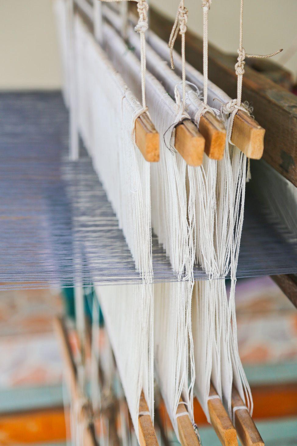 Na Muen Si Weaving Group, Trang, Thailand