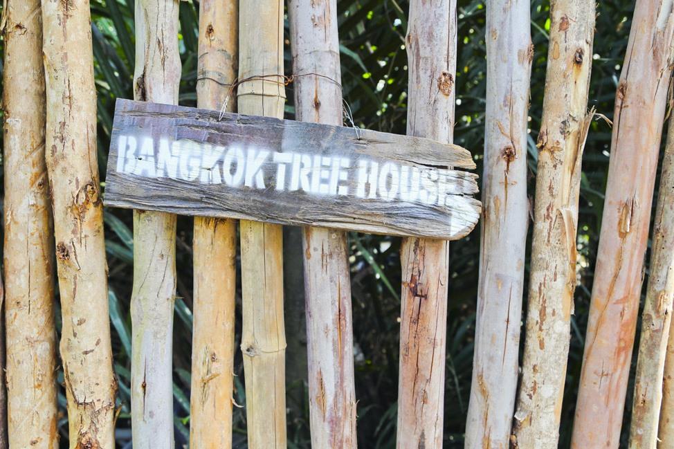 Bangkok Treehouse