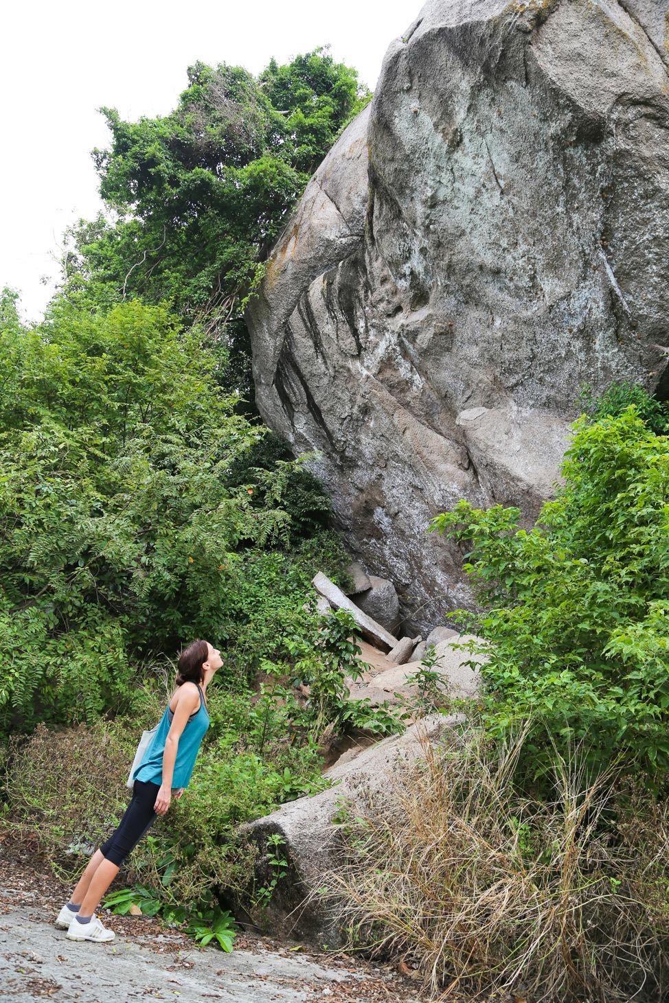 Dusit Buncha Hike Koh Tao