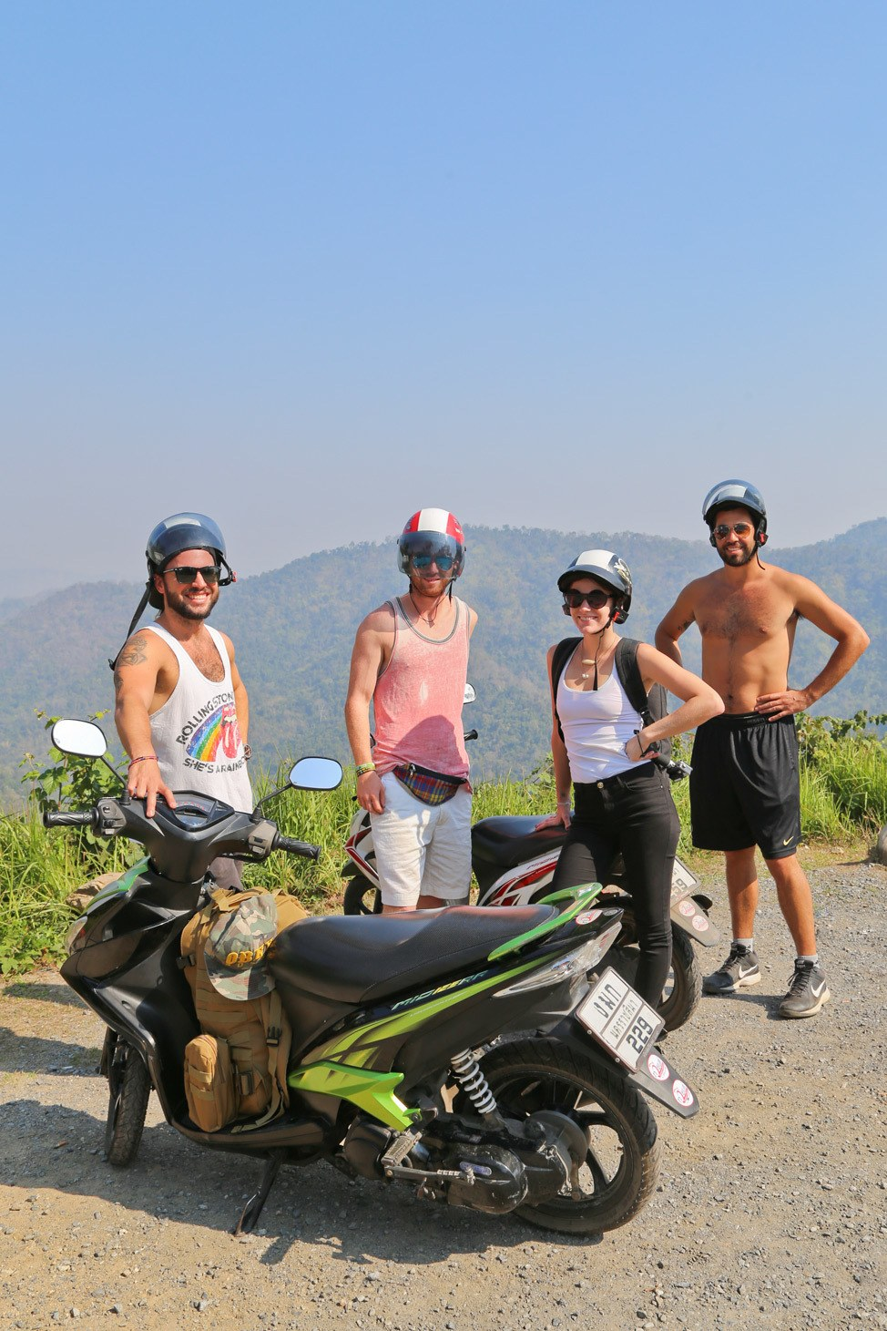 Khao Yai National Park by Motorbike