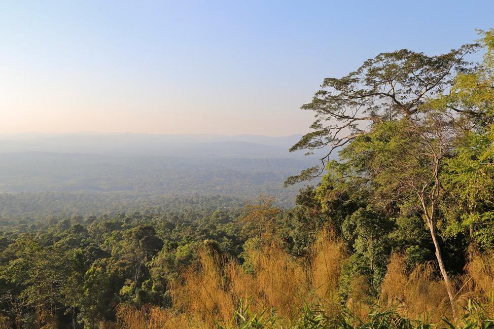 Pha Diew Die Viewpoint Khao Yai National Park