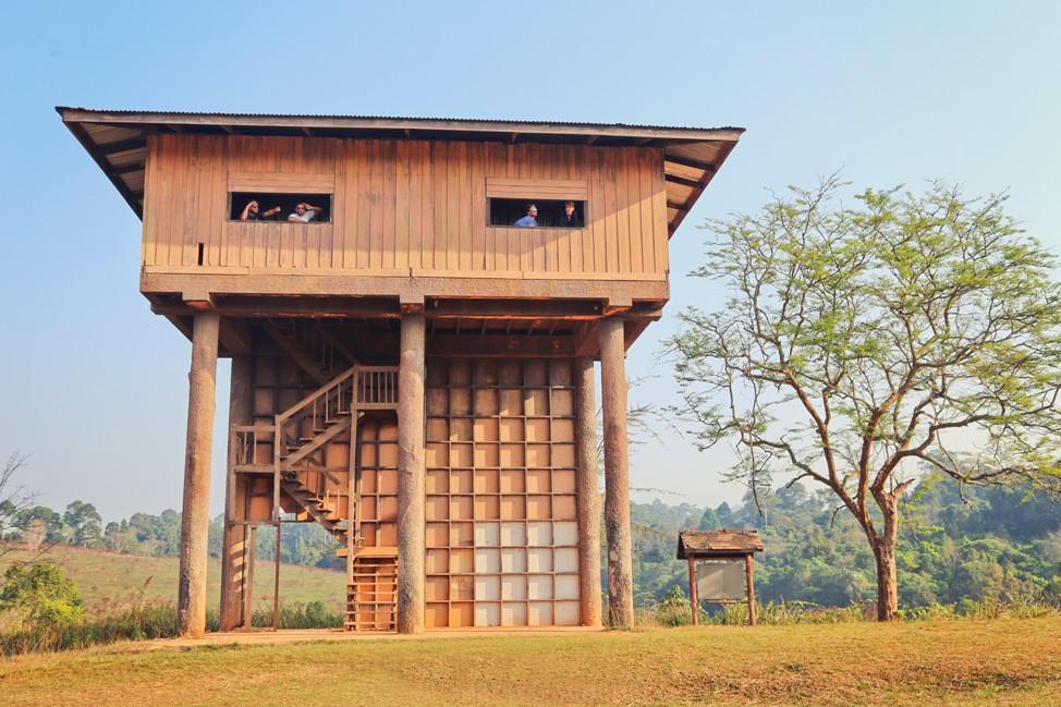 Nong Pak Chi Wildlife Tower Trek