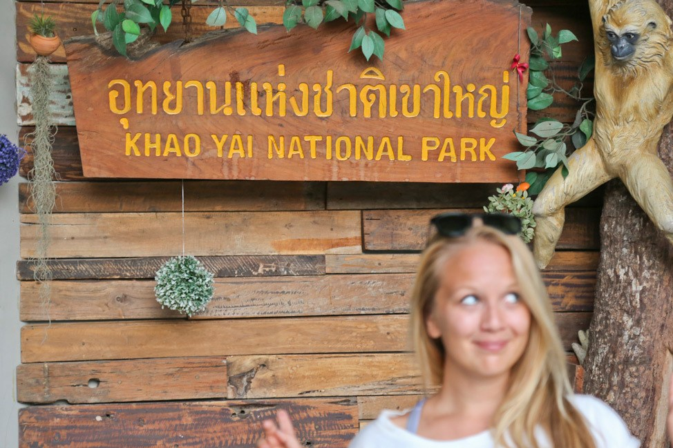 Visiting Khao Yai National Park Independently
