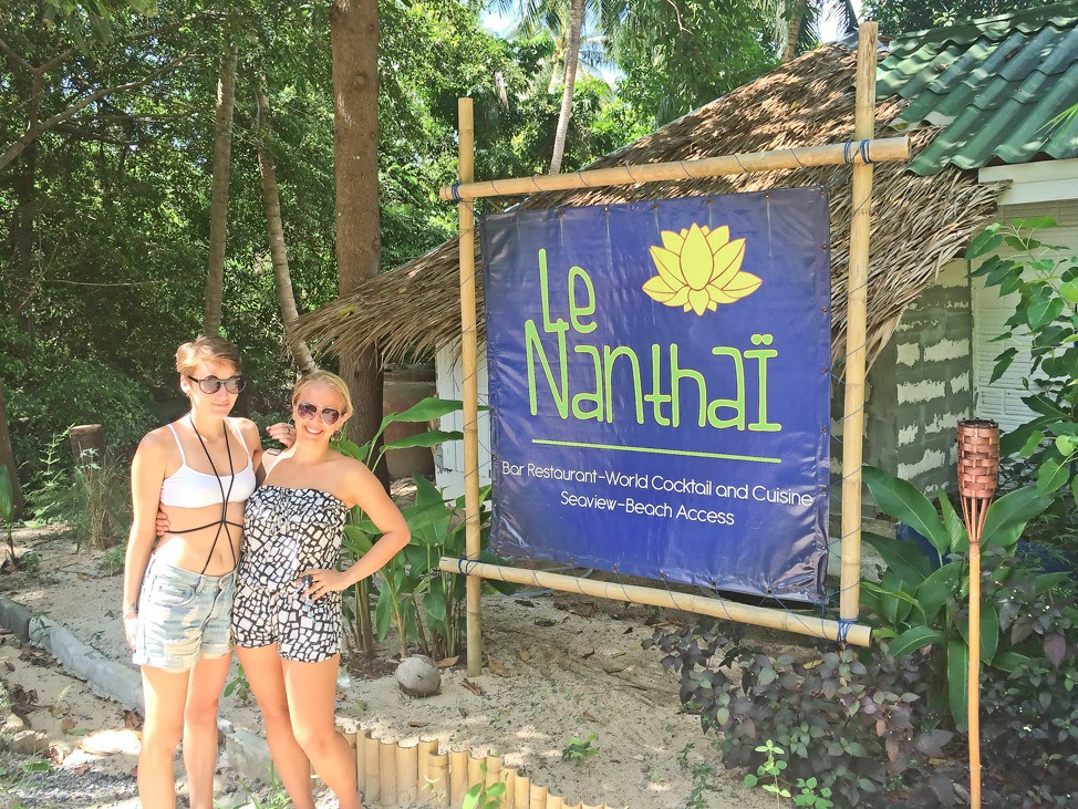 Le Nanthai Koh Phangan