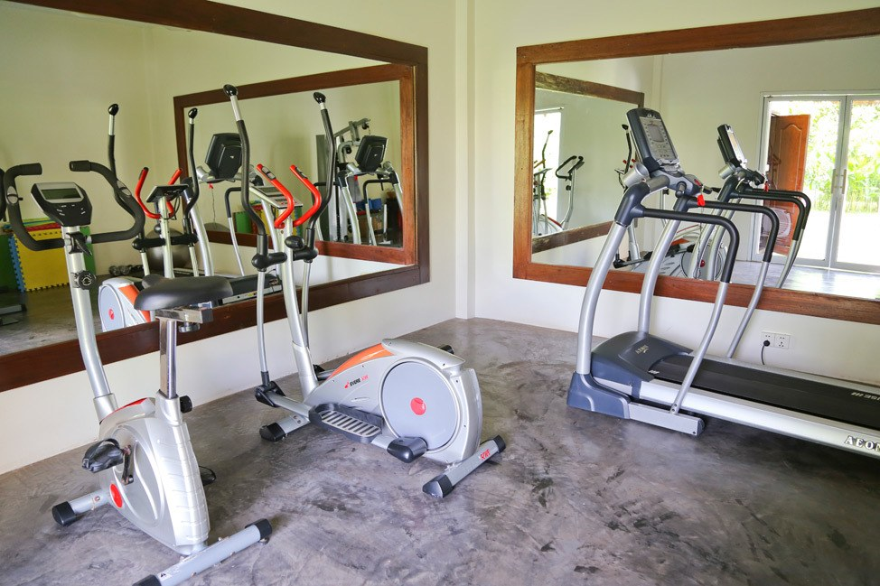 Navutu Dreams Resort Fitness