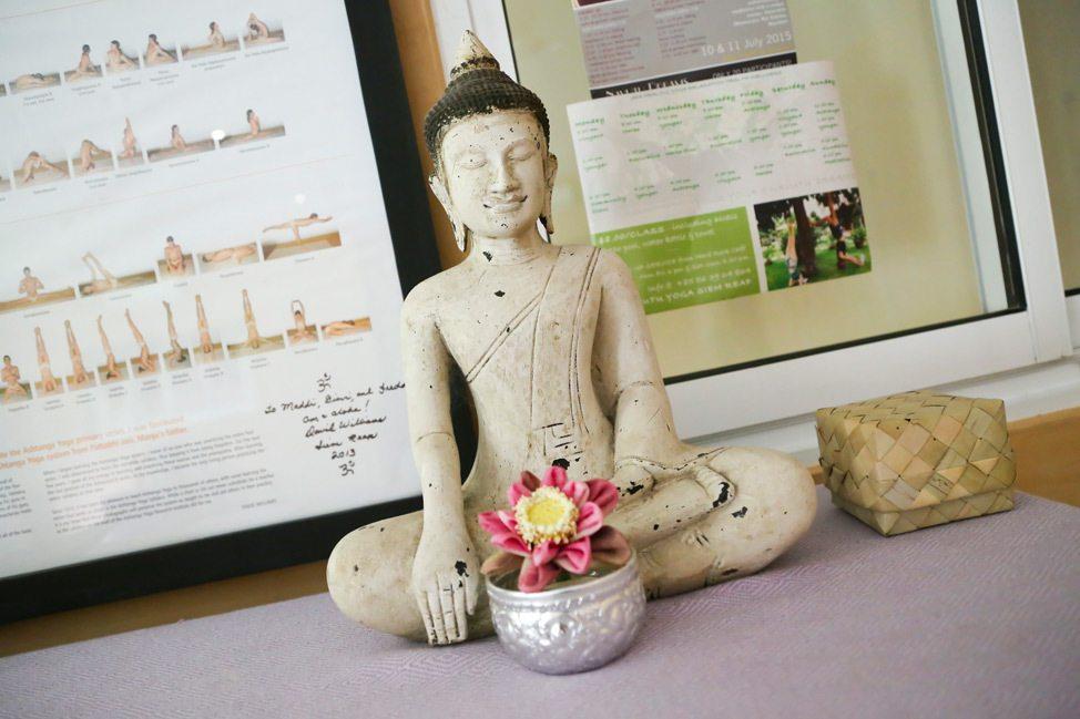 Navutu Dreams Resort Yoga