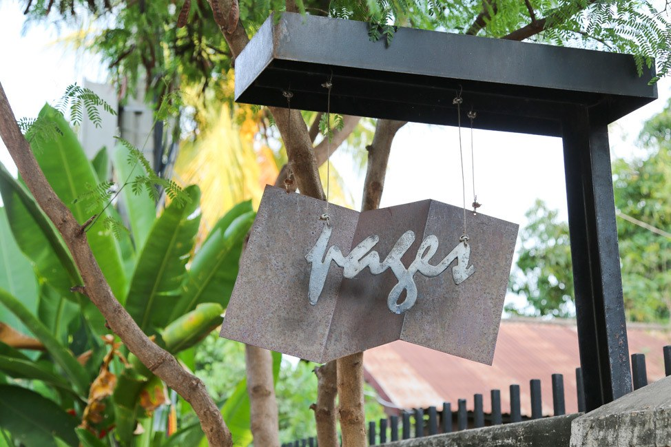 Pages Cafe Siem Reap