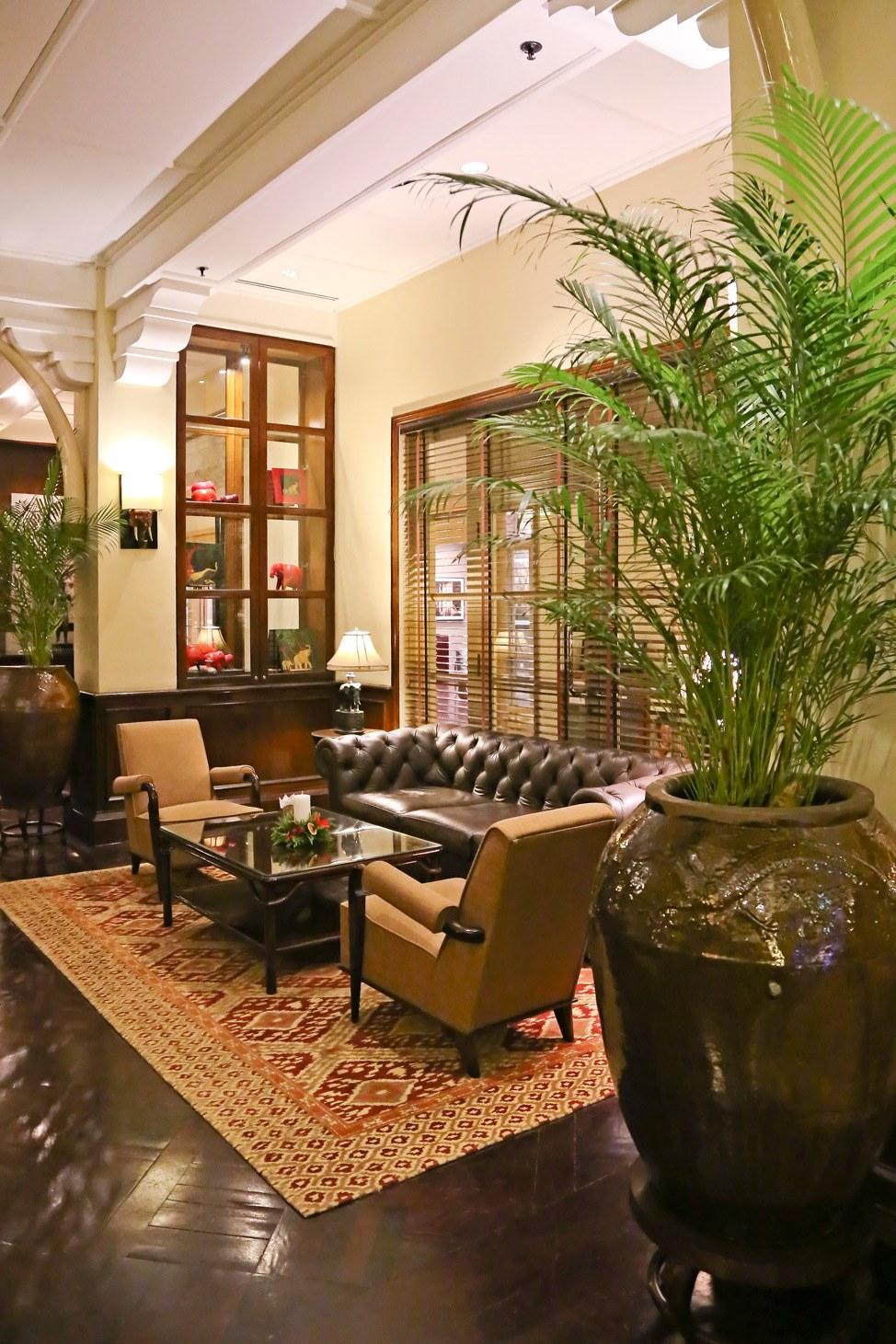 Elephant Bar Raffles Hotel Siem Reap