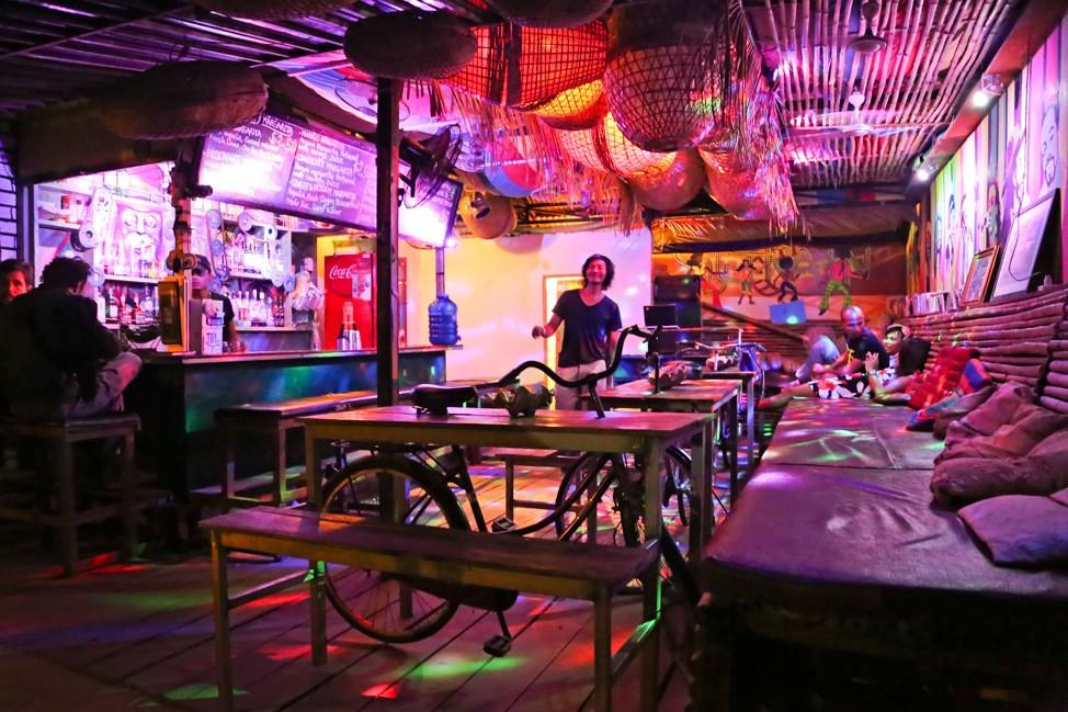 Soul Train and Yolo Bar Siem Reap