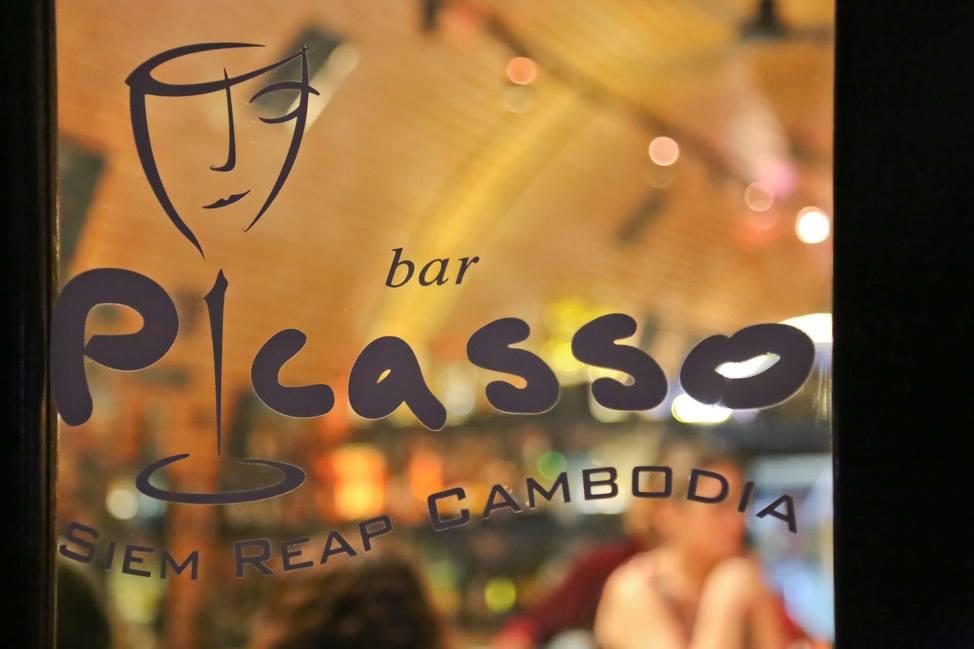 Bar Picasso Siem Reap