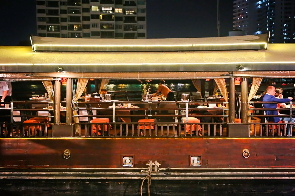 Apsara Dinner Cruise Bangkok