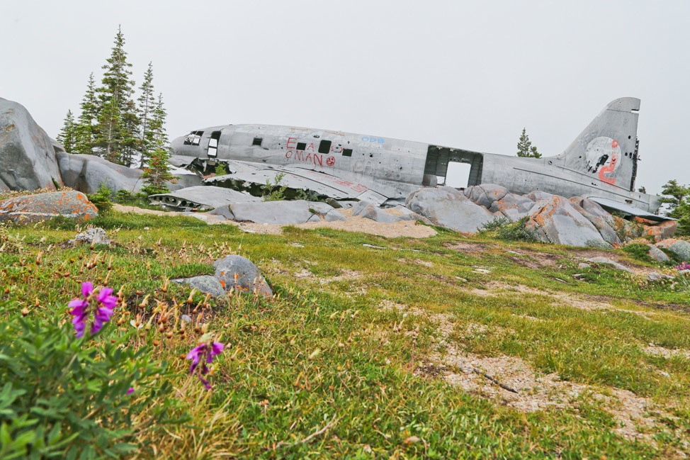 Churchill Manitoba Plane Crash