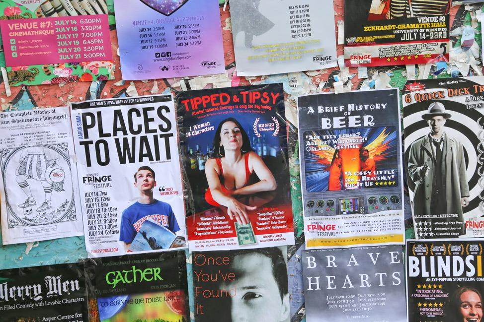Winnipeg Fringe Festival
