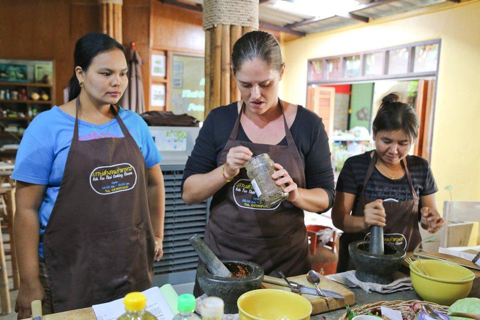 Koh Tao Cooking Class