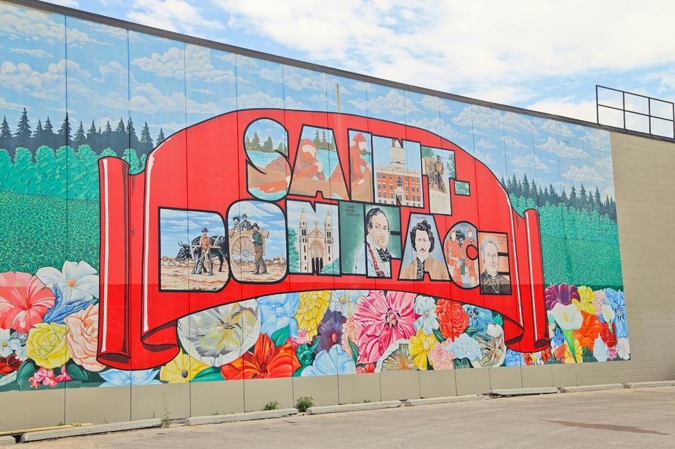 Saint Boniface Winnipeg