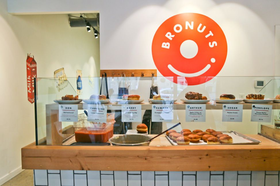 Bronuts / Where To Eat in Winnipeg