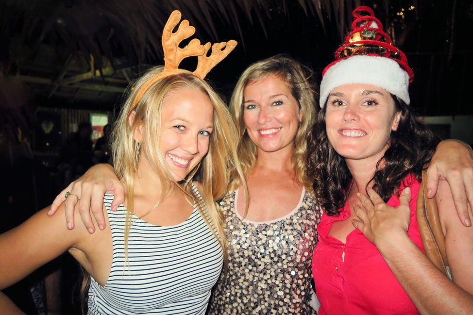 Christmas on Koh Tao