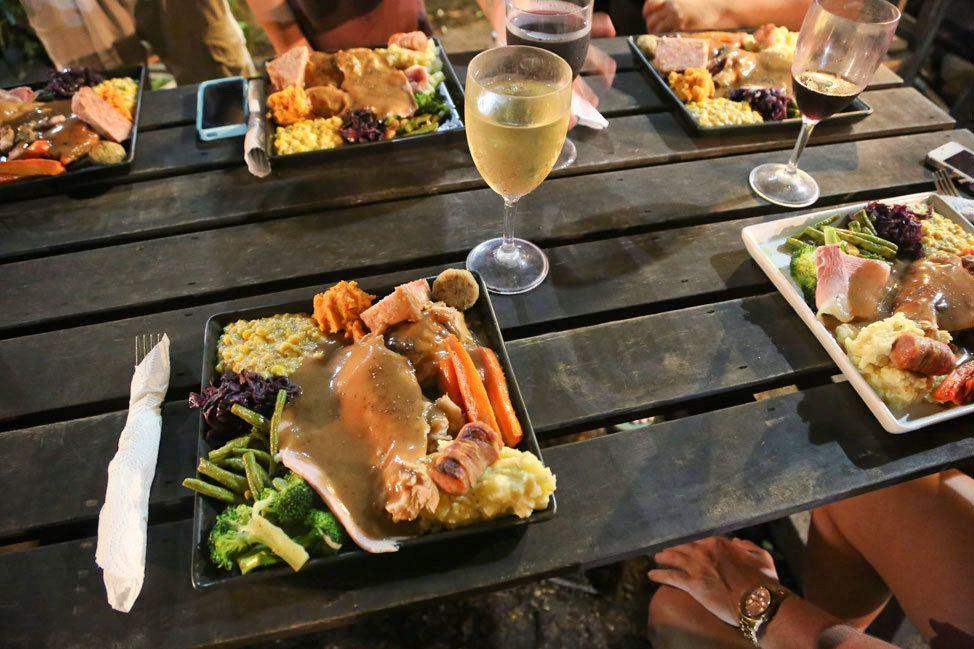 Thanksgiving Koh Tao