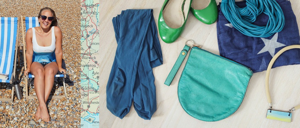 Inside My Bag: What To Pack For Two Weeks in the United Kingdom thumbnail