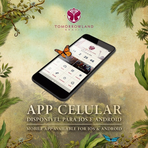 Tomorrowland Mobile App