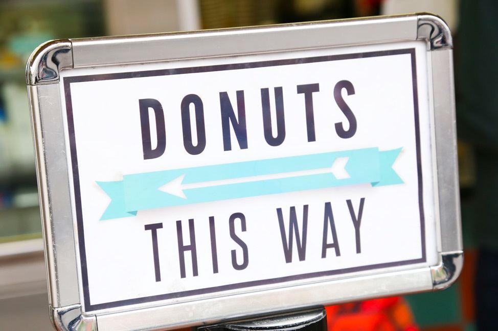 California Donuts Los Angeles