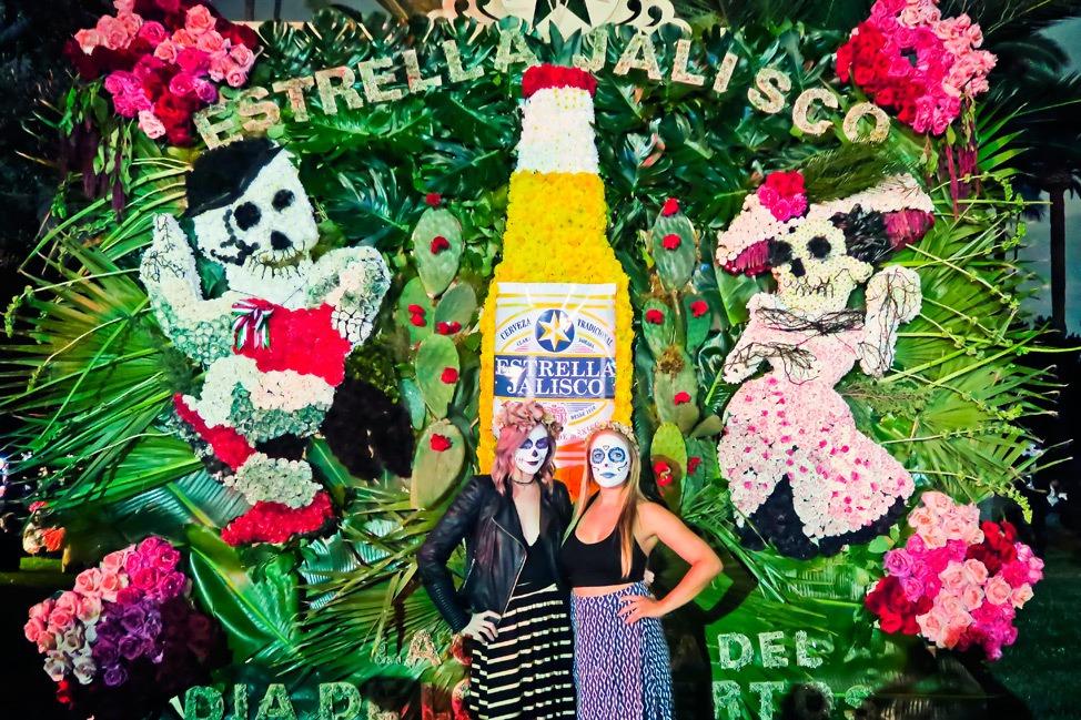 Dia De Los Muertos Hollywood Forever Los Angeles